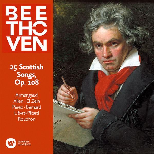 Jean-Pierre Armengaud - Beethoven: 25 Scottish Songs, Op. 108