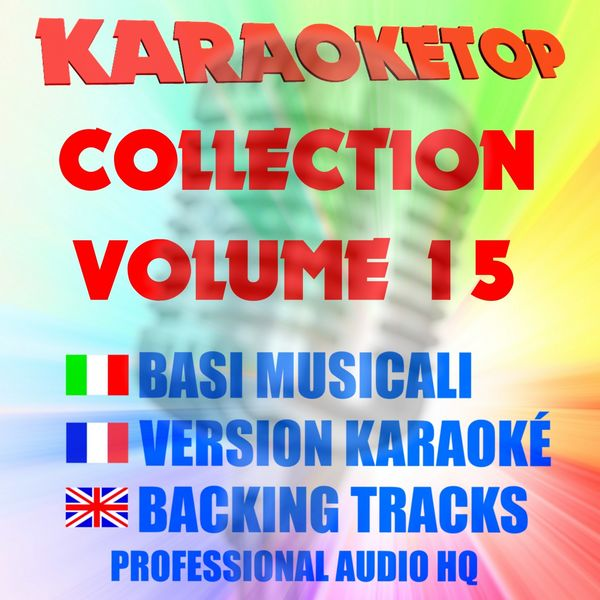 Karaoketop - Karaoketop Collection, Vol. 15
