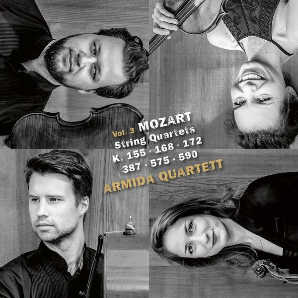 Armida Quartett - Mozart: String Quartets, Vol. III