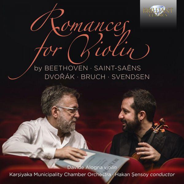 Karsiyaka Municipality Chamber Orchestra - Romances for Violin by Beethoven, Saint-Saëns, Dvorak, Bruch, Svendsen