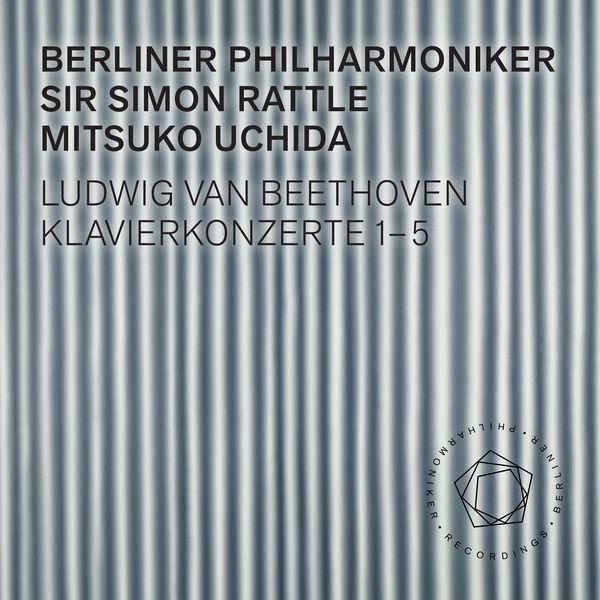 Mitsuko Uchida - Beethoven : Piano Concertos 1-5