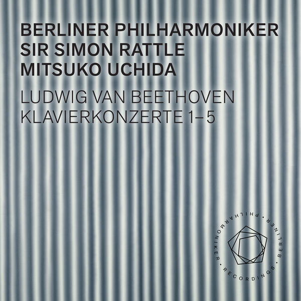 Berliner Philharmoniker - Beethoven: Piano Concertos 1-5