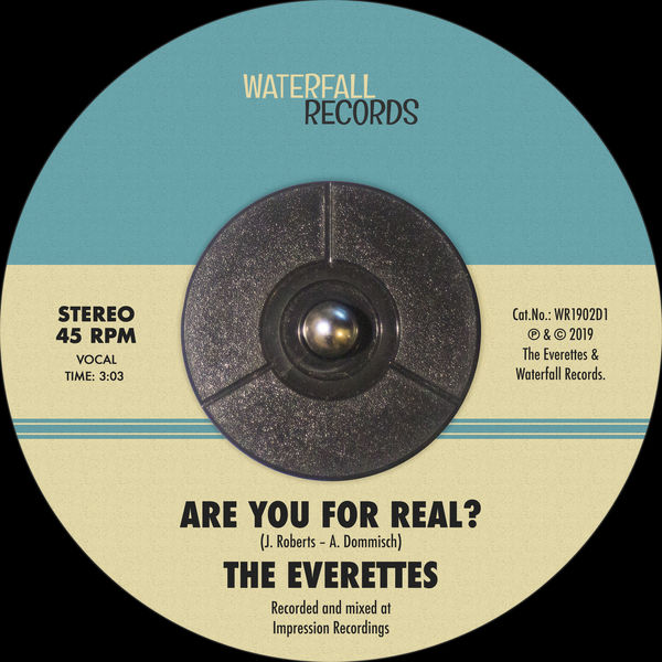 The Everettes - Are You for Real?
