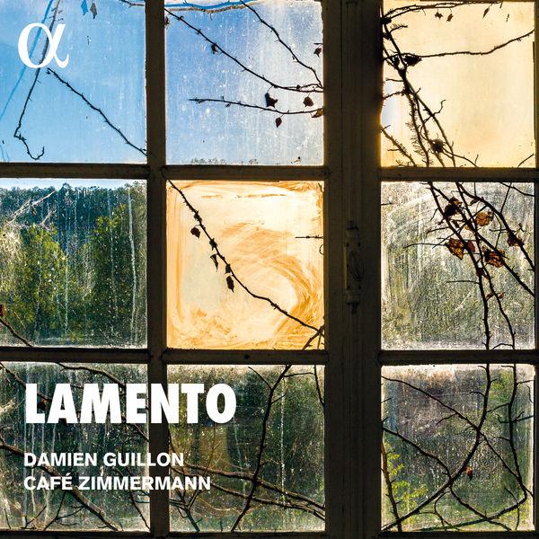 Damien Guillon - Lamento