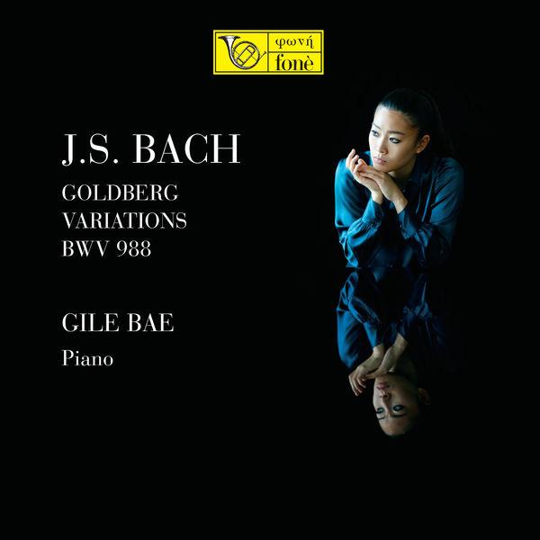 Gile Bae - J. S. Bach Golberg Variations BWV 988, Gile Bae piano