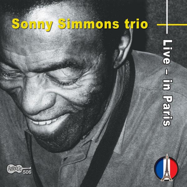Sonny Simmons - Live in Paris