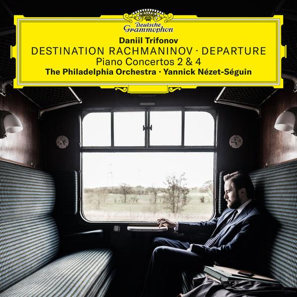 Daniil Trifonov - Rachmaninov : Piano Concertos 2, 4 - Bach-Rachmaninov : Partita BWV 1006