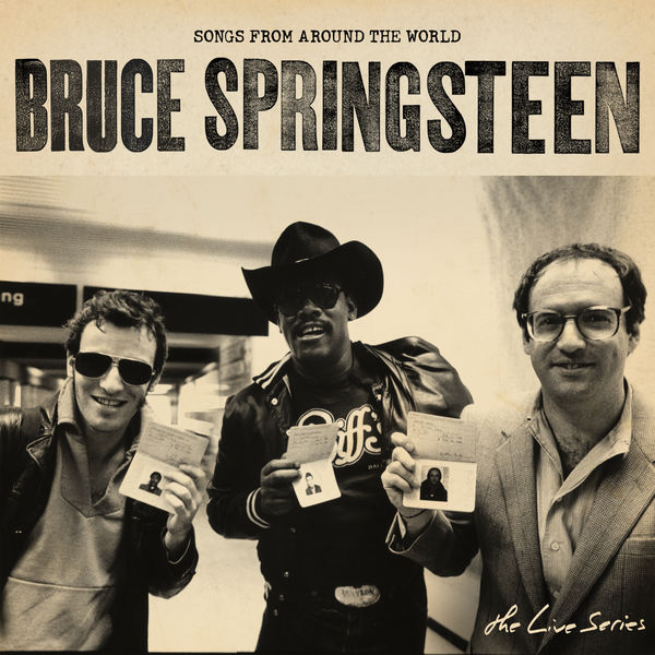 Bruce Springsteen - The Live Series: Songs from Around the World