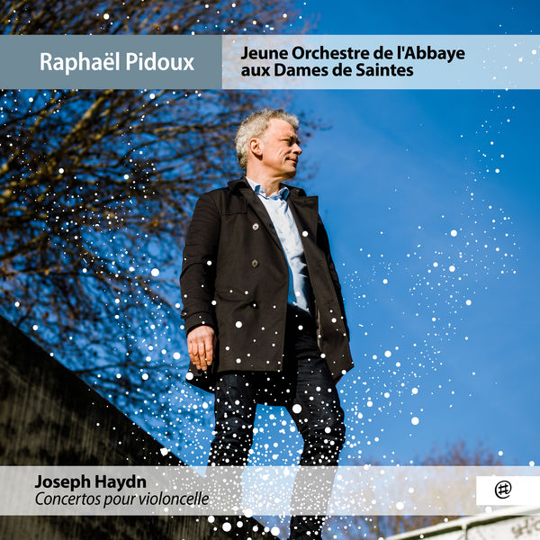 Raphael Pidoux - Haydn: Concertos pour violoncelle