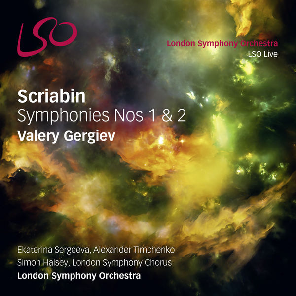 London Symphony Orchestra - Scriabin: Symphonies Nos. 1 & 2