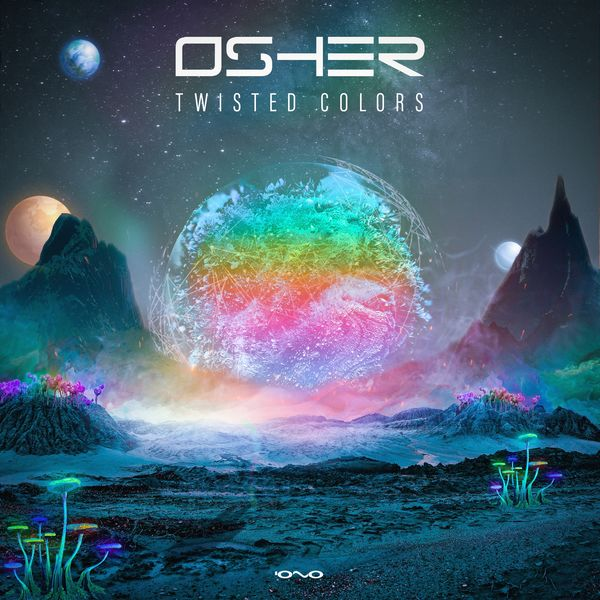 Osher - Twisted Colors