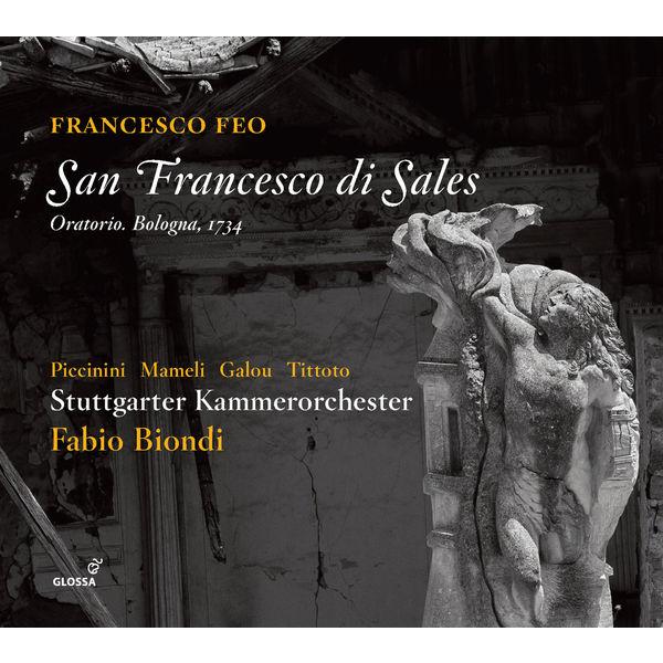 Stuttgarter Kammerorchester - Feo: San Francesco di Sales