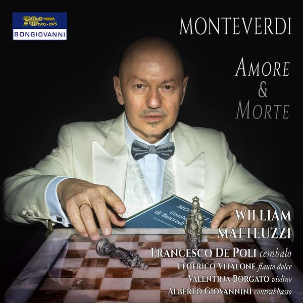 William Matteuzzi - Amore & morte
