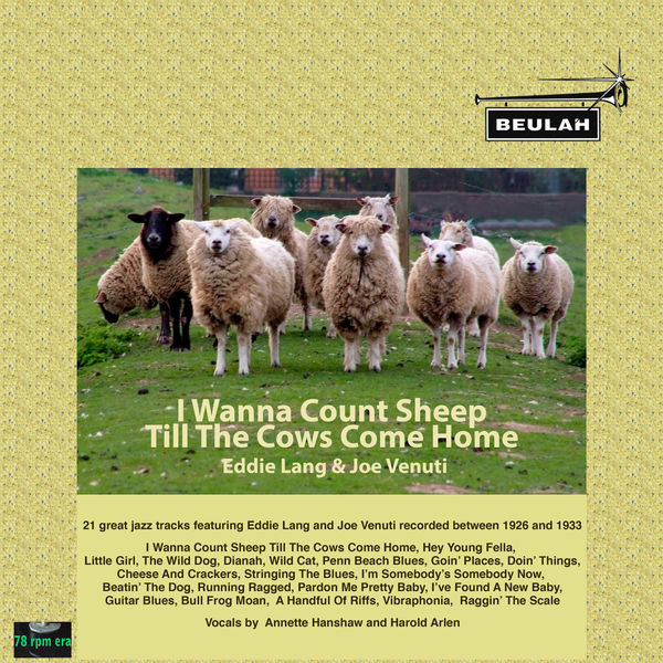 Various Artists - I Wanna Count Sheep Till the Cows Come Home