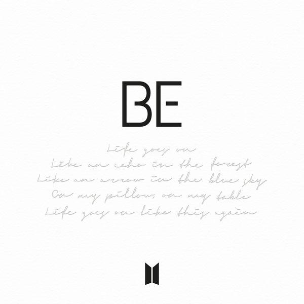 BTS - BE