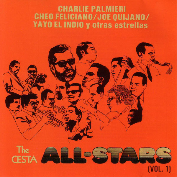 The Cesta All-Stars - The Cesta All-Stars Vol. 1