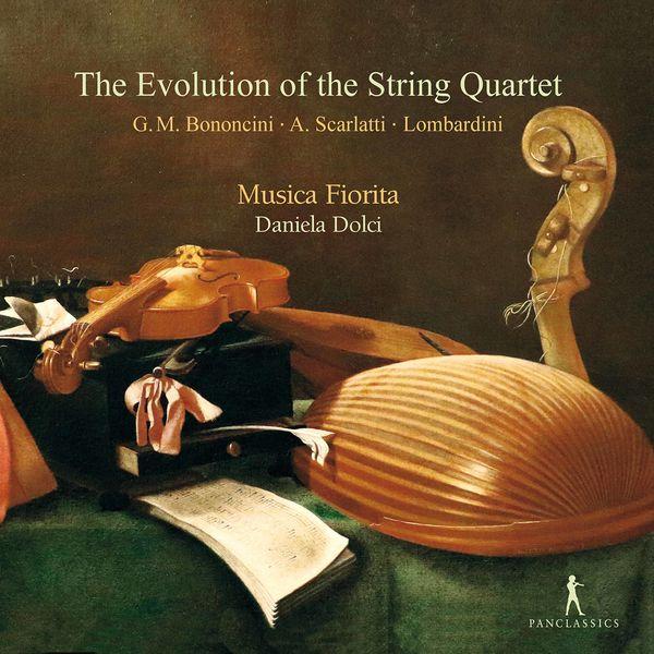 Musica Fiorita - The Evolution of the String Quartet