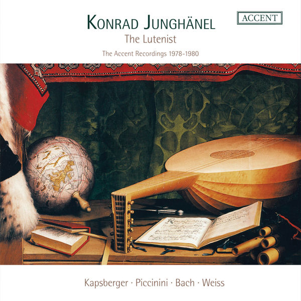Konrad Junghänel - The Lutenist: The Accent Recordings 1978-1980