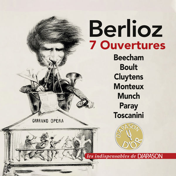 Various Artists - Berlioz: 7 Ouvertures
