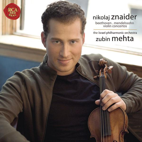 Nikolaj Znaider - Beethoven & Mendelssohn: Violin Concertos