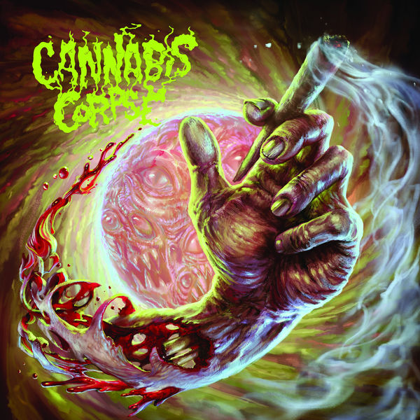 Cannabis Corpse - Chronic Breed