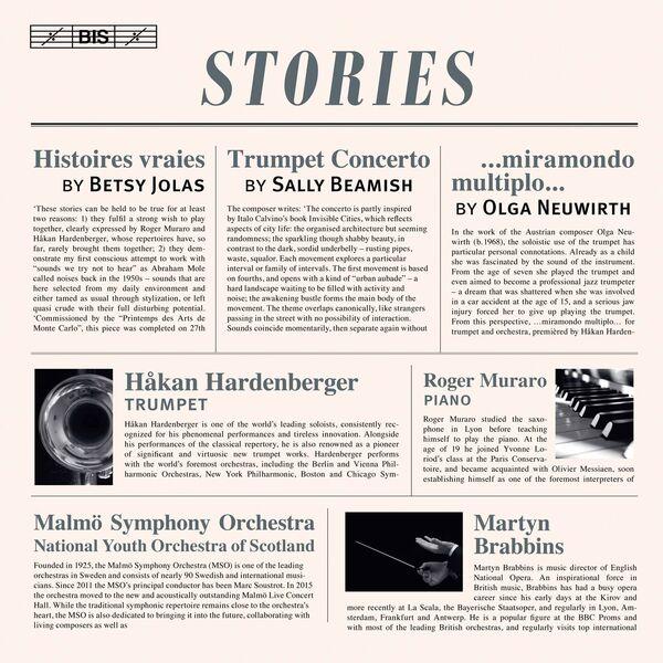 Håkan Hardenberger - Stories