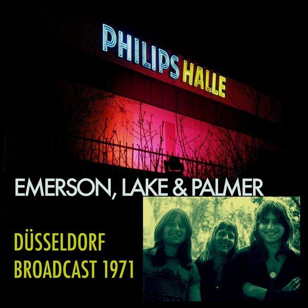 Emerson, Lake & Palmer - Düsseldorf Philipshalle Broadcast 1971 (Live)