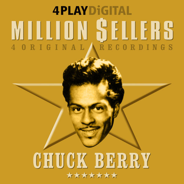 Chuck Berry - Million Sellers - 4 Track EP
