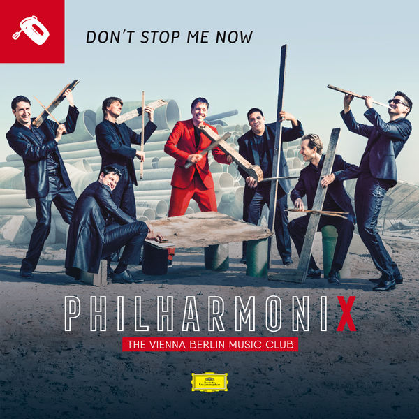 Philharmonix - Don't Stop Me Now