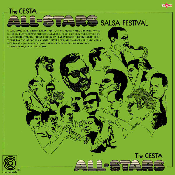 The Cesta All-Stars - Salsa Festival