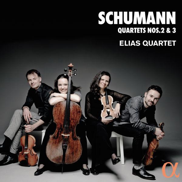 Elias Quartet - Schumann : Quartets Nos. 2 & 3