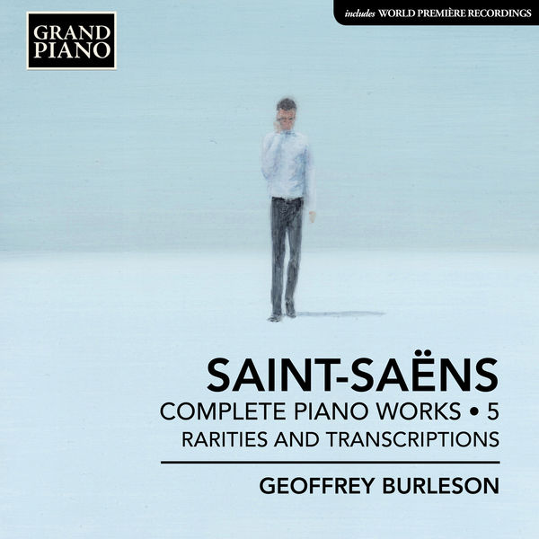 Geoffrey Burleson - Saint-Saëns: Complete Piano Works, Vol. 5