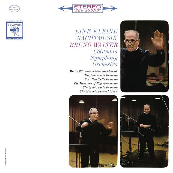 Bruno Walter - Walter Conducts Mozart (Remastered)