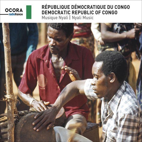 Various Artists - République démocratique du Congo (Musique Nyali)