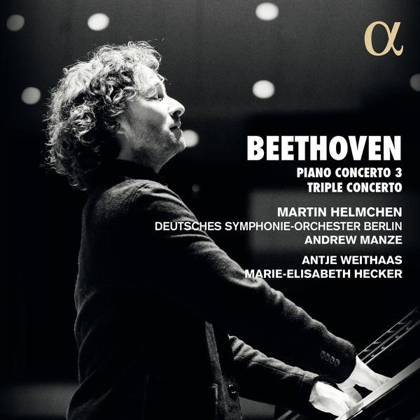 Martin Helmchen - Beethoven : Concerto No. 3 & Triple Concerto