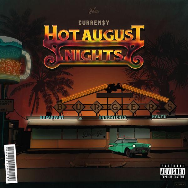 Curren$y - Hot August Nights
