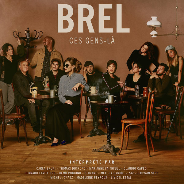 Various Artists - Brel - Ces gens-là