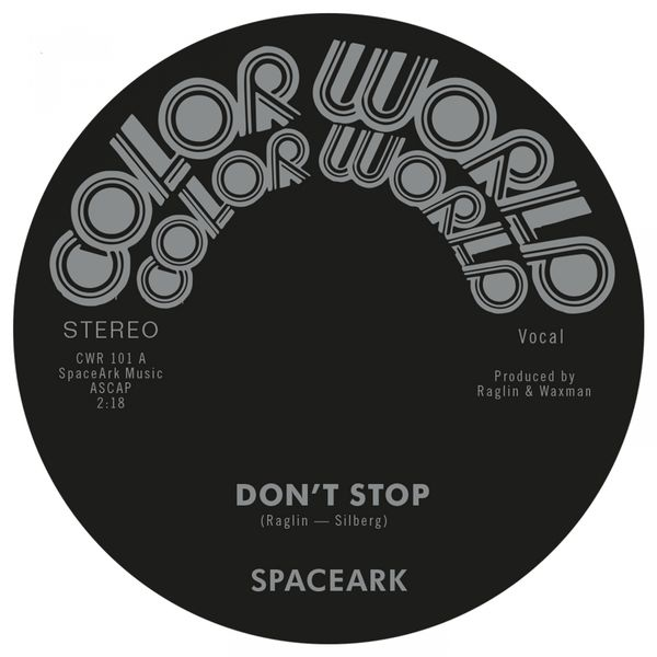 Spaceark - Don't Stop (feat. Dolly Way)