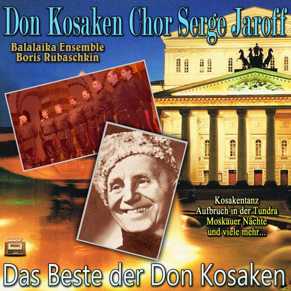 Don Kosaken Chor Serge Jaroff - Das Beste der Don Kosaken