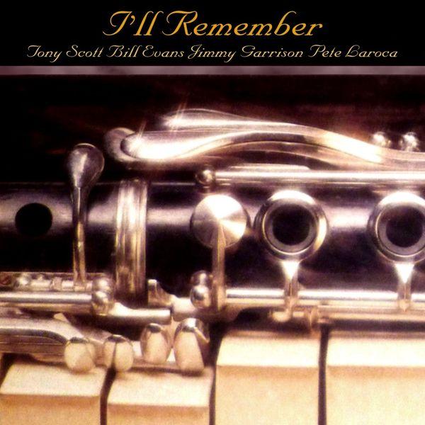 Tony Scott - I'll Remember