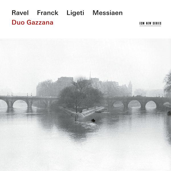 Duo Gazzana - Ravel, Franck, Ligeti, Messiaen
