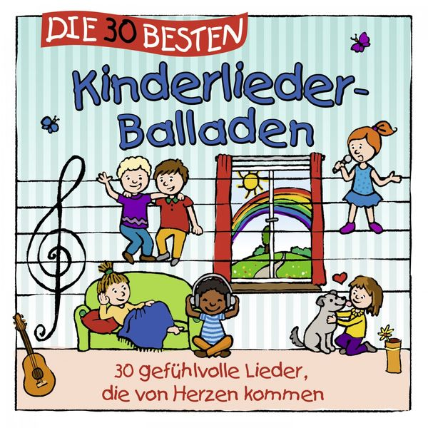 Simone Sommerland - Die 30 besten Kinder-Balladen