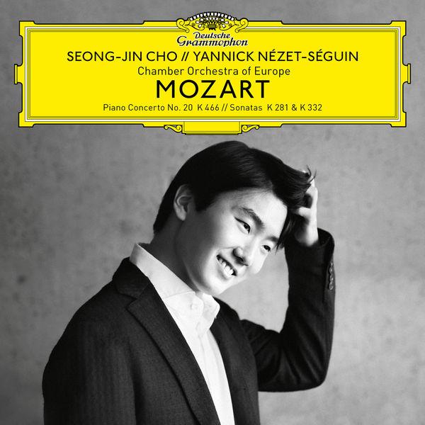Seong-Jin Cho - Mozart: Piano Concerto No. 20, K. 466; Piano Sonatas, K. 281 & 332