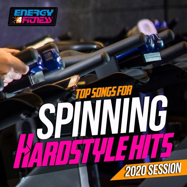 Various Artists - Top Songs For Spinning Hardstyle Hits 2020 Session