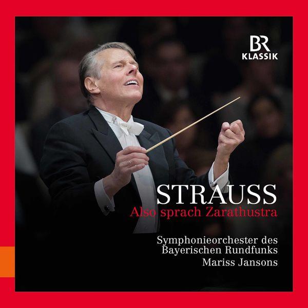 Mariss Jansons - Strauss: Also sprach Zarathustra, Op. 30 (Live)
