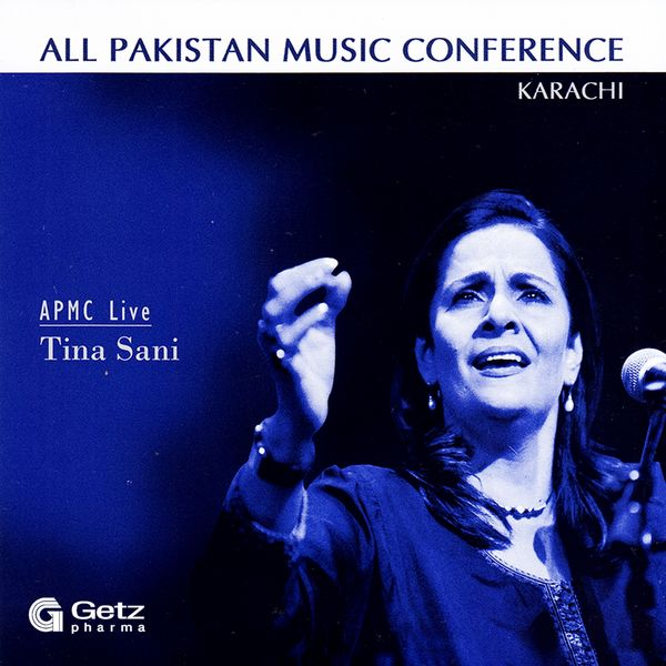 Apmc Live | Tina Sani to stream in hi-fi, or to download in True CD