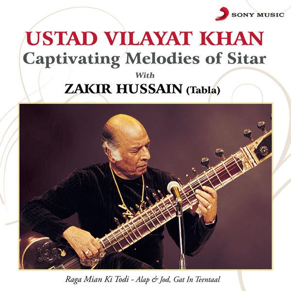 Ustad Vilayat Khan - Captivating Melodies of Sitar