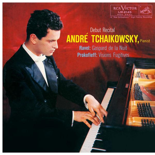 André Tchaikowsky - Ravel: Gaspard de la Nuit, M. 55 & Prokofiev: Visions fugitives, Op. 22