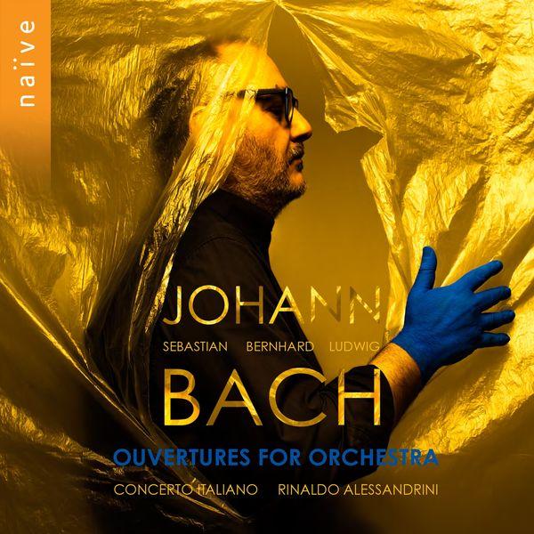 Rinaldo Alessandrini, Concerto Italiano - Bach: Ouvertures for Orchestra