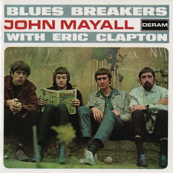 John Mayall & The Bluesbreakers - Bluesbreakers